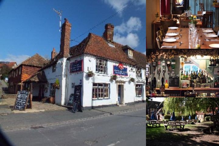 The White Horse Inn photo collage