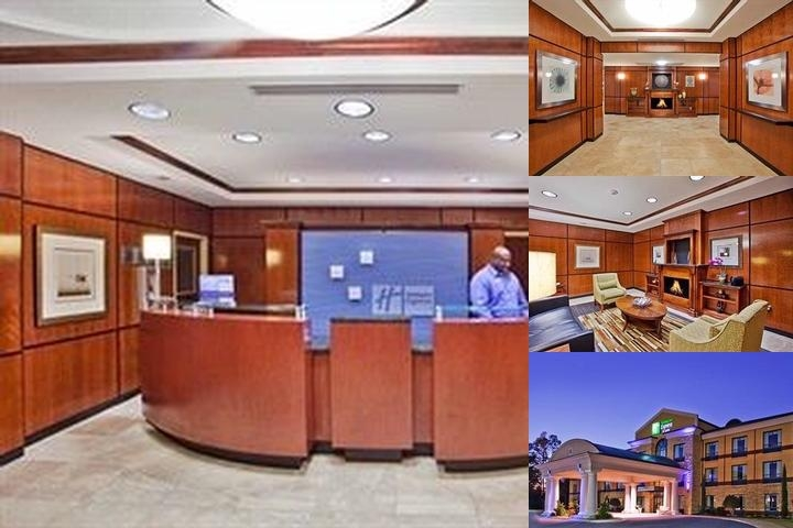 Holiday Inn Express & Suites Macon West photo collage