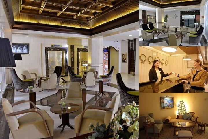 Golden Tulip Bahrain photo collage