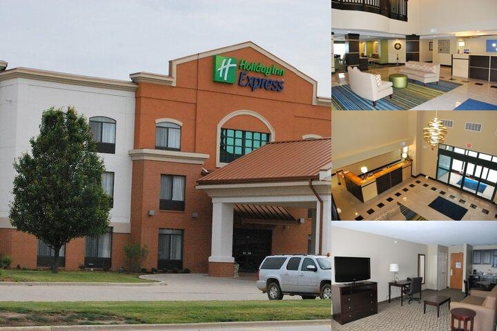 Holiday Inn Express Bloomington West photo collage