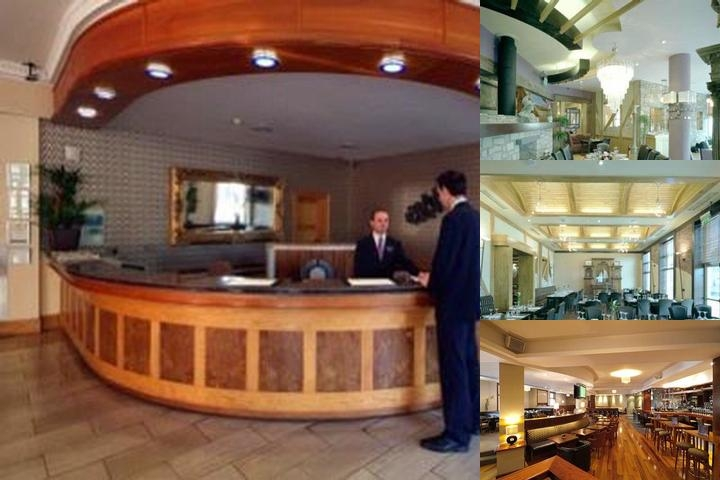 Carrigaline Court Hotel & Leisure Center photo collage