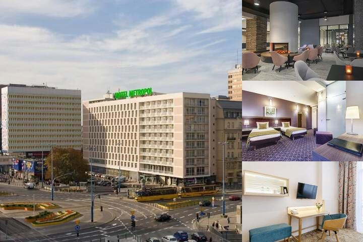 Metropol Hotel photo collage