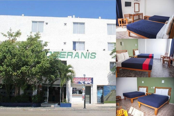 Hotel Soberanis photo collage