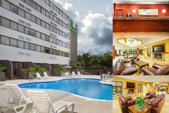 Holiday Inn Johnson City photo collage