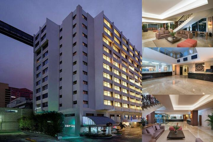 Hotel Plaza Naco photo collage