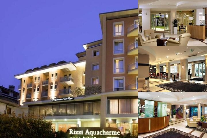 Rizzi Aquacharme Hotel & Spa photo collage