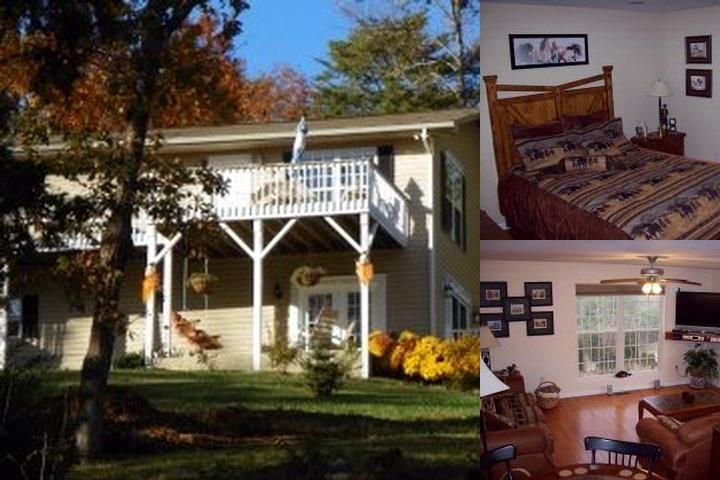 Sweetberries Bed & Breakfast photo collage