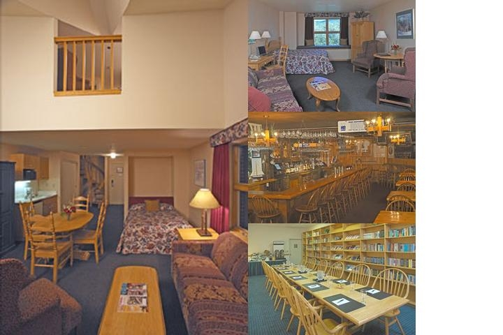 Sugarloaf Mountain Hotel photo collage