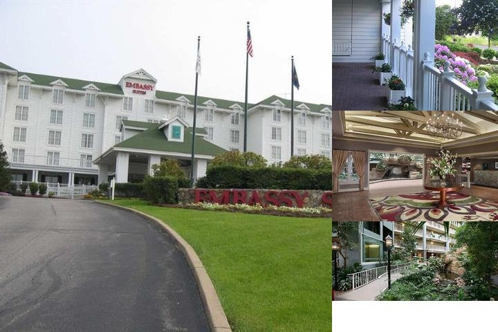 Embassy Suites Pittsburgh Airport photo collage