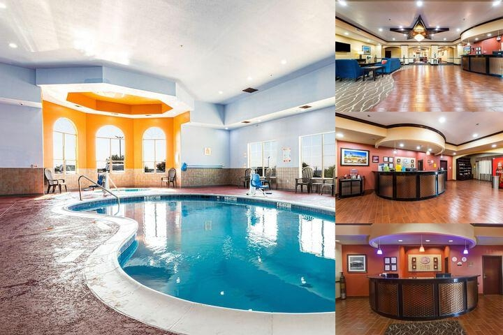 Comfort Suites Lake Worth photo collage