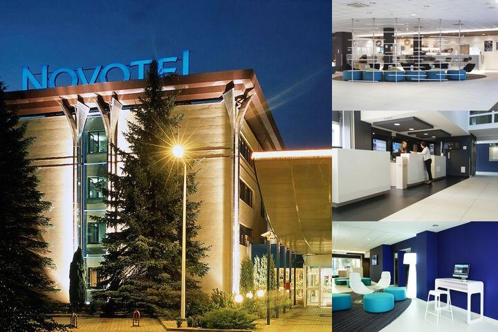 Novotel Gdansk Centrum photo collage