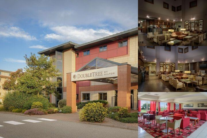 Doubletree by Hilton Aberdeen Treetops photo collage