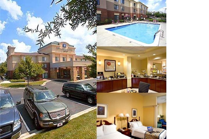 Springhill Suites Atlanta Kennesaw photo collage