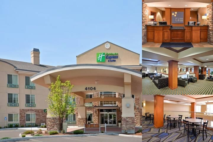 Holiday Inn Express Hotel & Suites Nampa photo collage