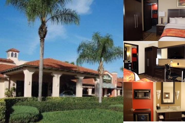 Sabal Hotel Orlando West photo collage