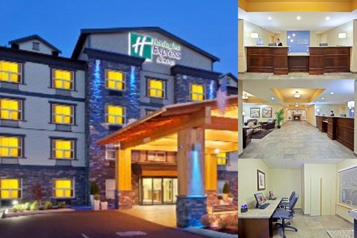 Holiday Inn Express & Suites Comox Valley photo collage