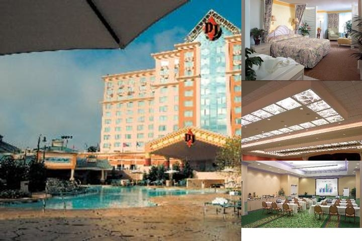 Diamondjacks Casino & Resort photo collage