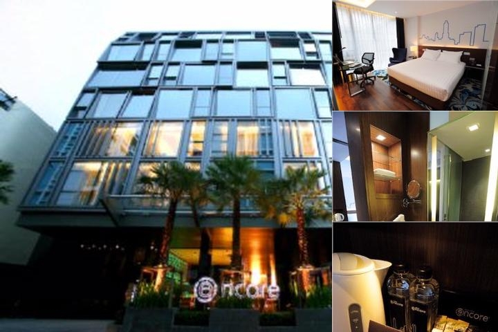 Ramada Encore Bangkok photo collage