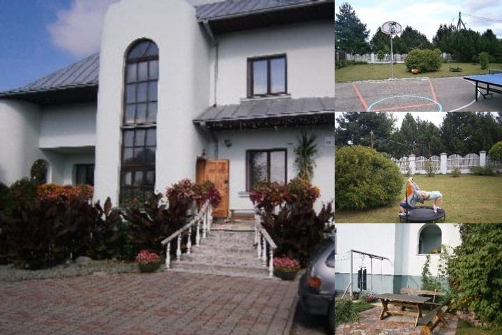 Nemunas Tour Guest House photo collage