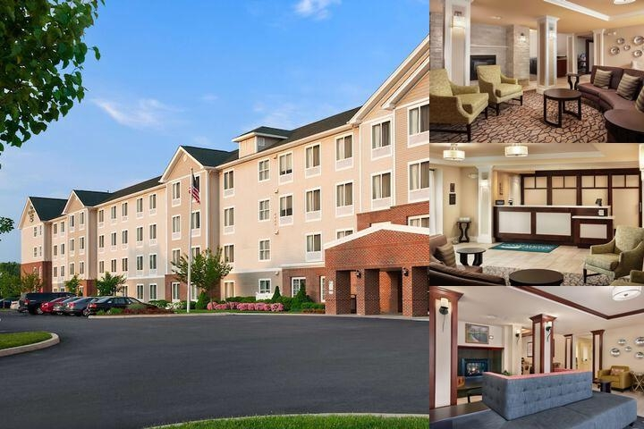 Homewood Suites by Hilton Wallingford Meriden photo collage