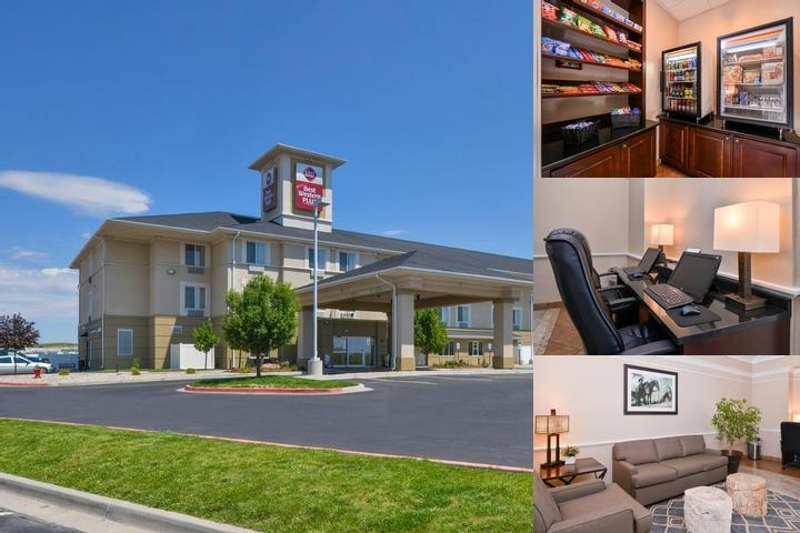 Best Western Plus Frontier Inn photo collage