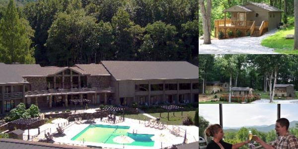Fontana Village Resort photo collage