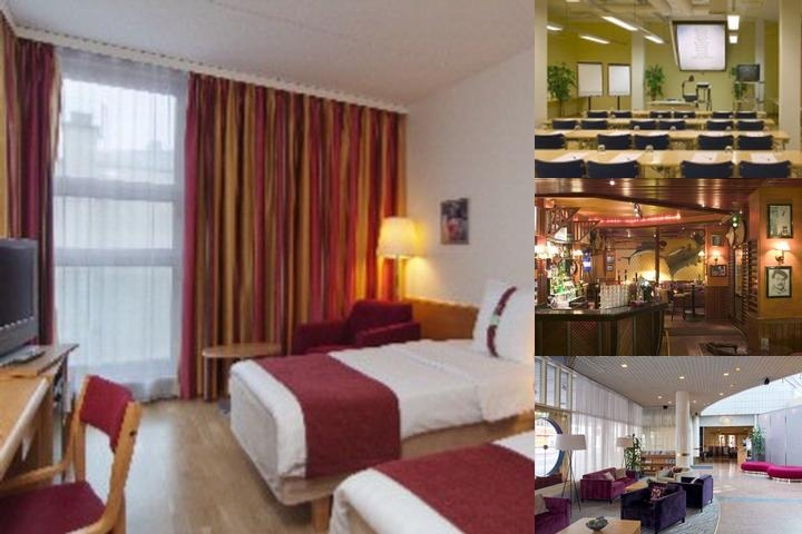 Holiday Inn Turku photo collage