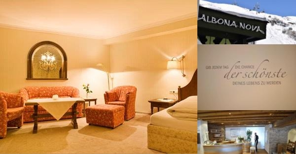 Hotel Albona Nova photo collage