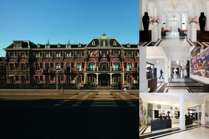 Hampshire Hotel The Manor Amsterdam photo collage