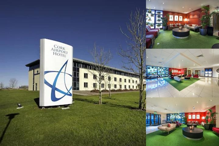 Cork Airport Hotel photo collage