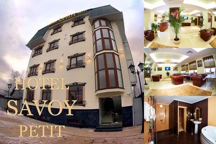 Savoy Petit photo collage