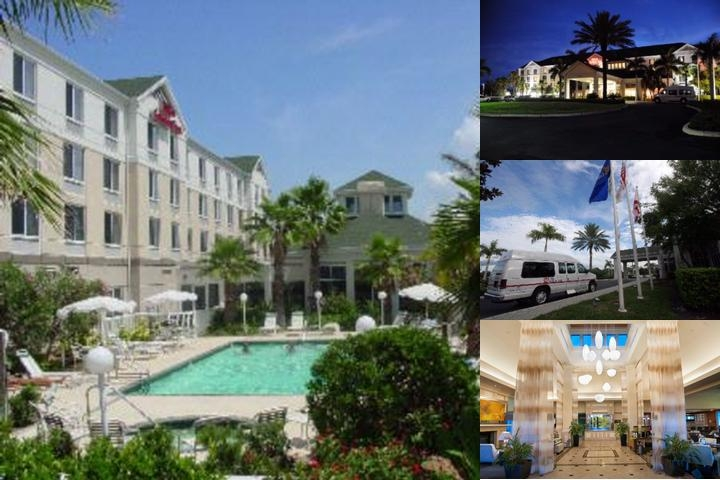 Hilton Garden Inn Sarasota Bradenton photo collage
