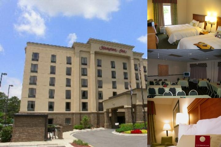 Hampton Inn Birmingham Lakeshore Drive photo collage