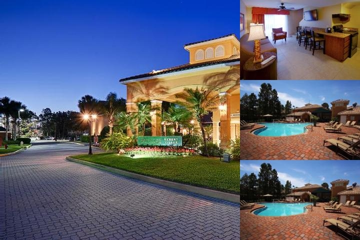 Best Western Premier Saratoga Resort Villas photo collage
