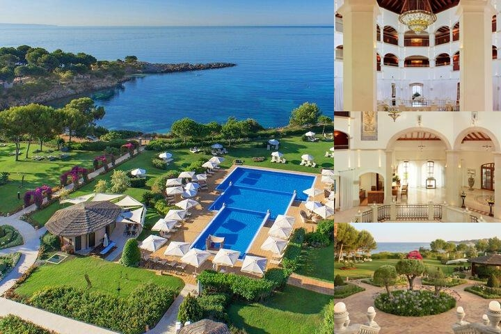 The St. Regis Mardavall Mallorca Resort photo collage