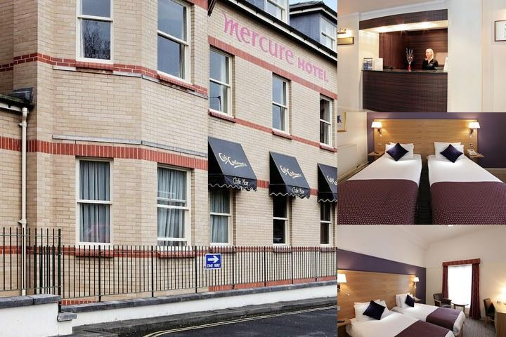 Mercure Bowdon Hotel photo collage
