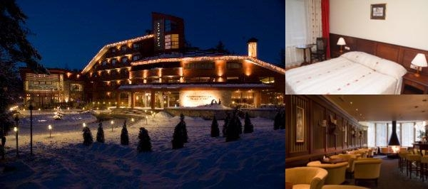 Hotel Yastrebets Wellness & Spa photo collage