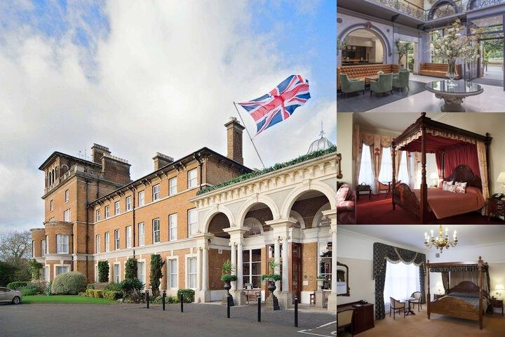 Oatlands Park Hotel photo collage