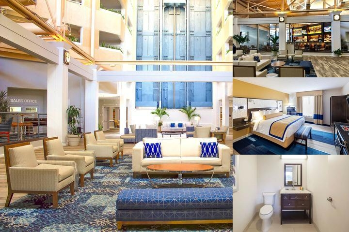 Wyndham Jacksonville Riverwalk photo collage