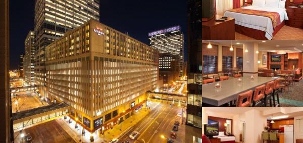 Residence Inn by Marriott Downtown / City Center photo collage