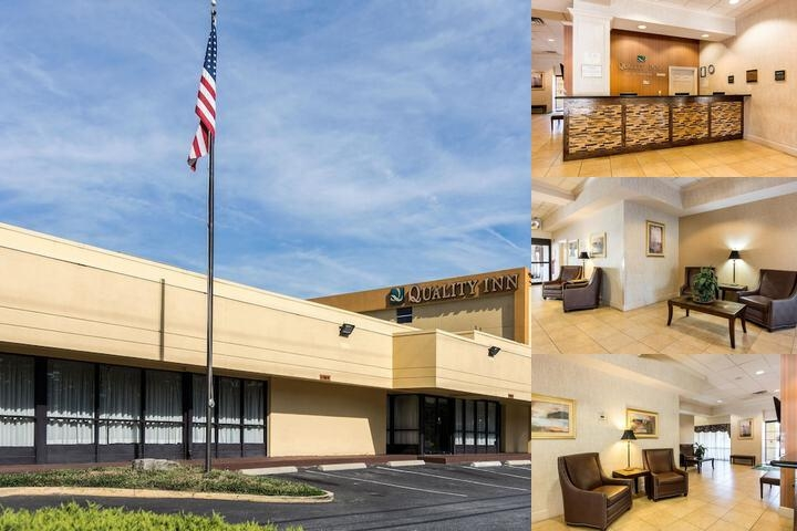 Quality Inn Andrews Air Force Base photo collage
