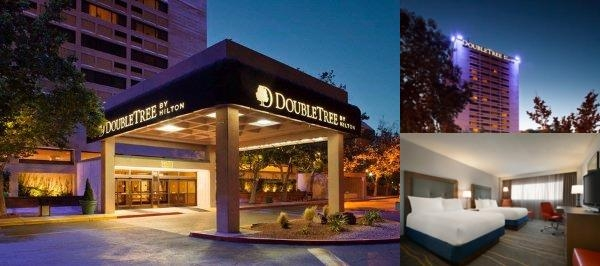 Doubletree by Hilton Albuquerque photo collage