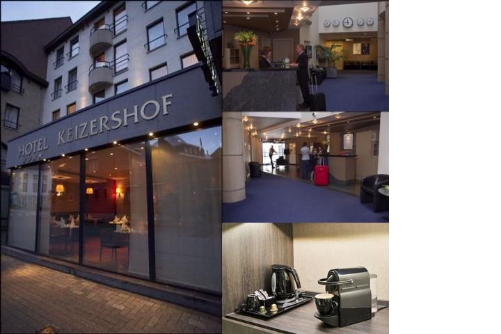Best Western Premier Keizershof Hotel photo collage