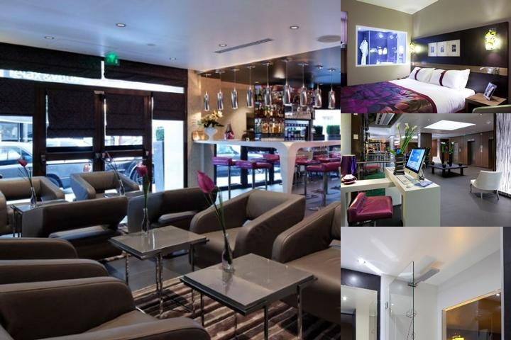 Holiday Inn Paris Saint Germain Des Pres photo collage
