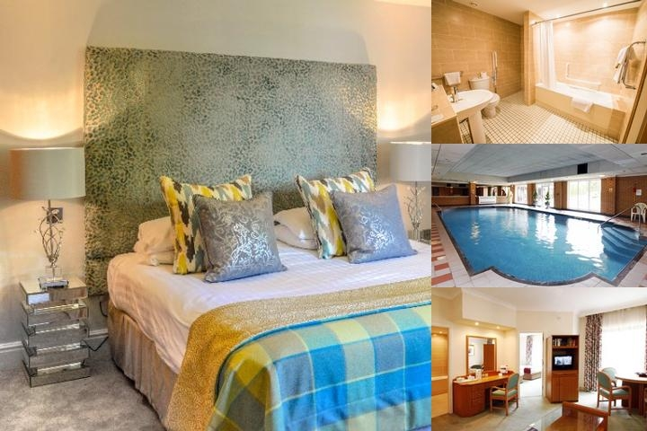 Mercure Foxfields Hotel photo collage