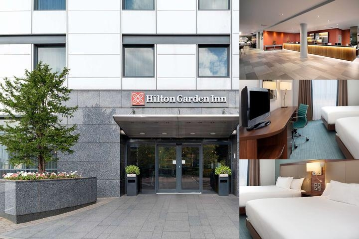 Hilton Garden Inn London Heathrow Airport photo collage