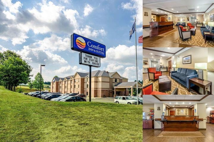 Comfort Inn & Suites Christiansburg / Radford photo collage