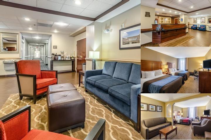 Comfort Inn Suites Sburg Radford Photo Collage