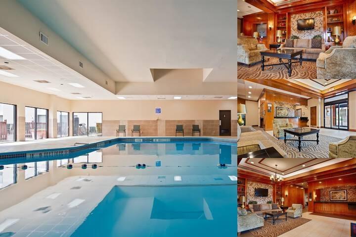 Best Western Plus North Haven Hotel Photo Collage