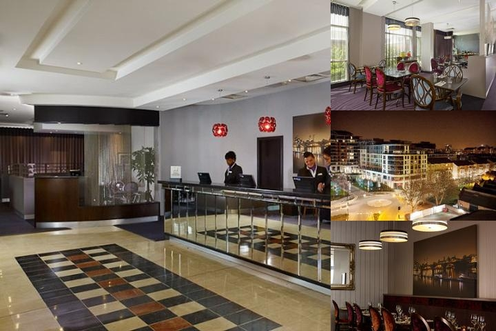 Jurys Inn Chelsea photo collage